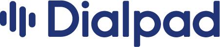 Dialpad Navy Logo